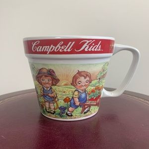 Vintage Kitchen - Vintage 1998 Campbell's Soup Mugs by WESTWOOD
